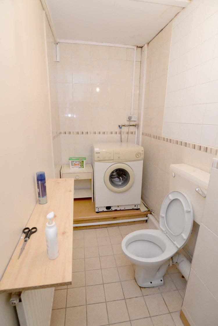 Bathroom Refurb Before Guaranteed Rent HMO