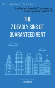 7 Deadly Sins Of Guaranteed Rent