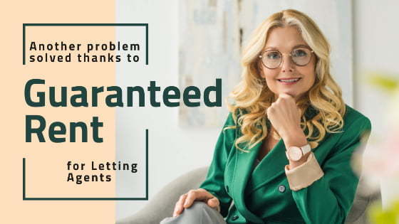 Guaranteed Rent For Letting Agents